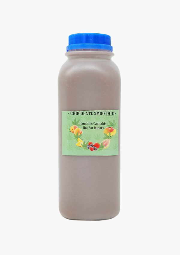 Budderking Smoothies Chocolate Front