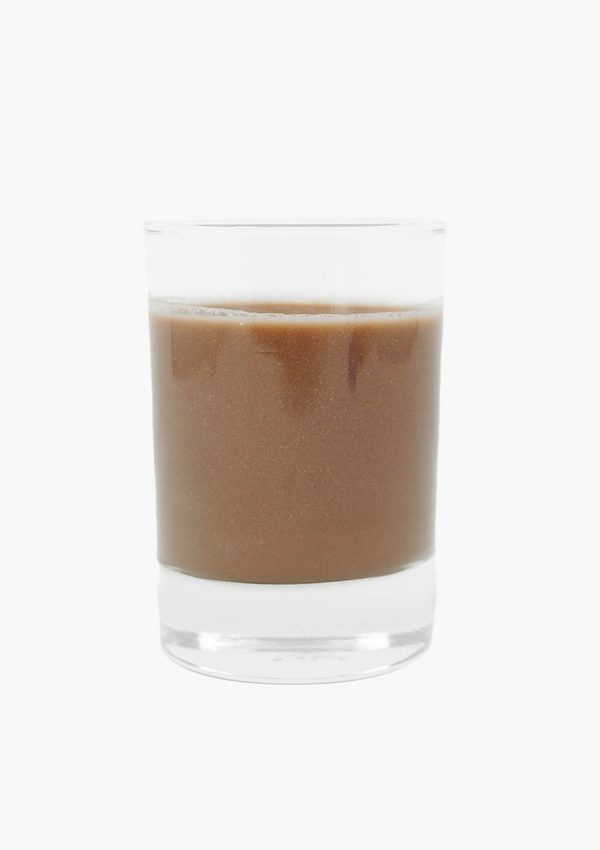 Budderking Smoothies Chocolate In Glass