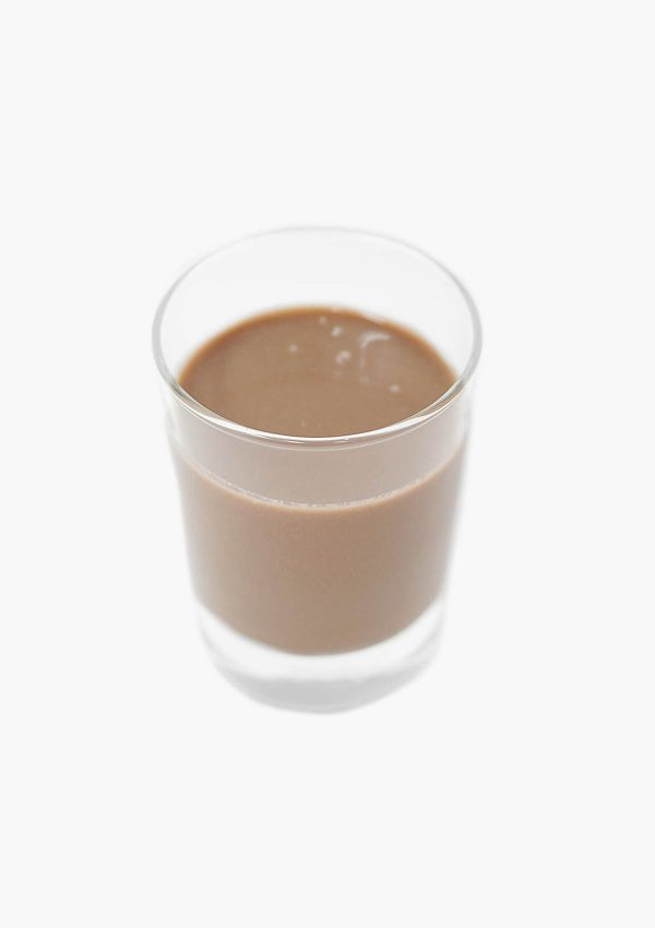 Budderking Smoothies Chocolate In Glass 2