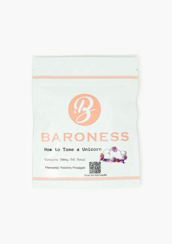 How To Tame A Unicorn Raspberry Pineapple 500mg Bag