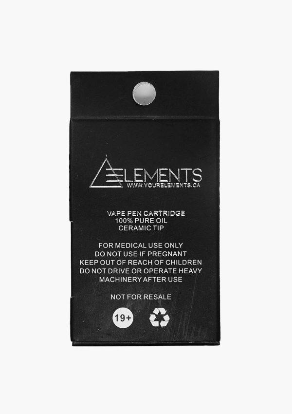 Element Cartridges Indica Blueberry 3
