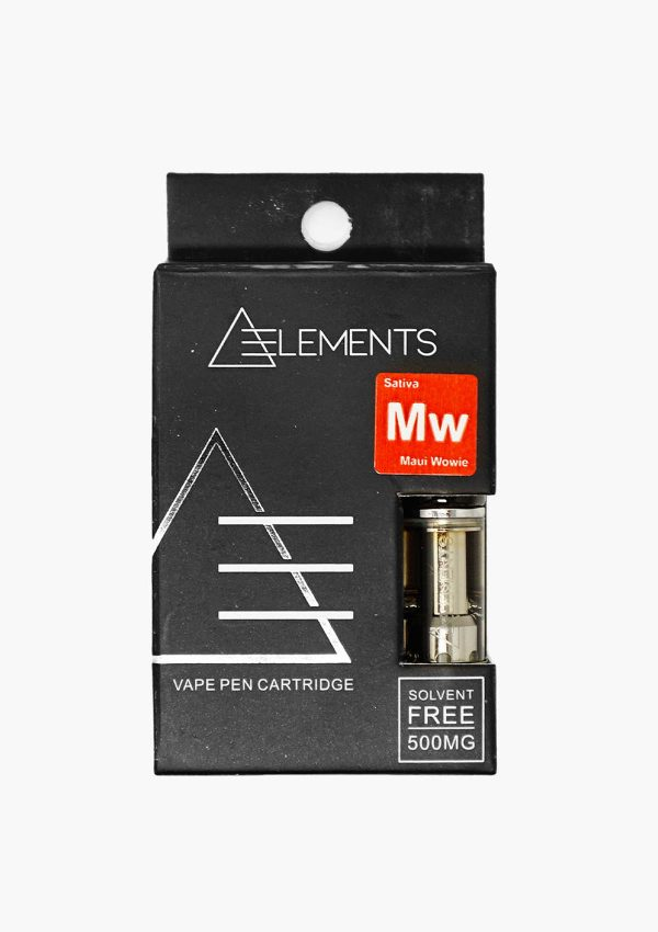 Element Cartridges Sativa Maui Wowie
