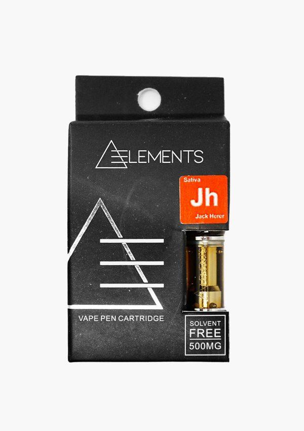 Element Cartridges Sativa Jack Herer