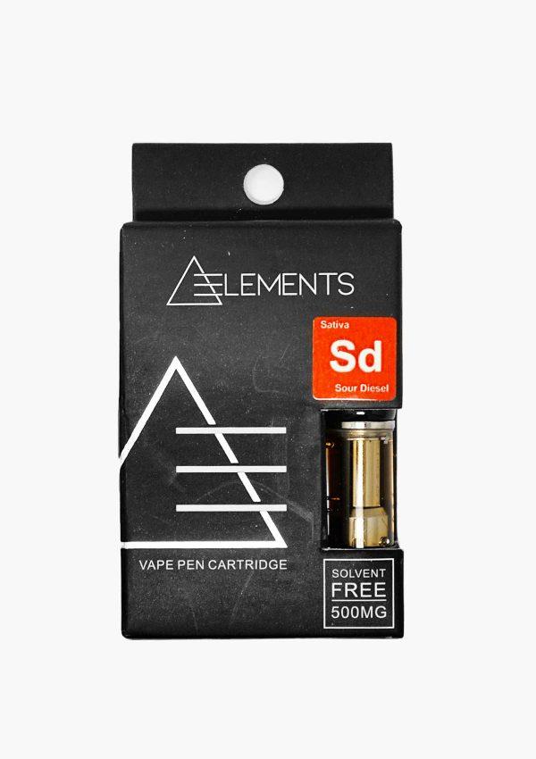 Element Cartridges Sativa Sour Diesel