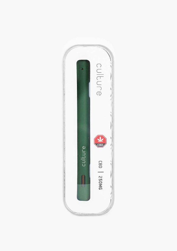 Culture CBD Vape Pen 250mg