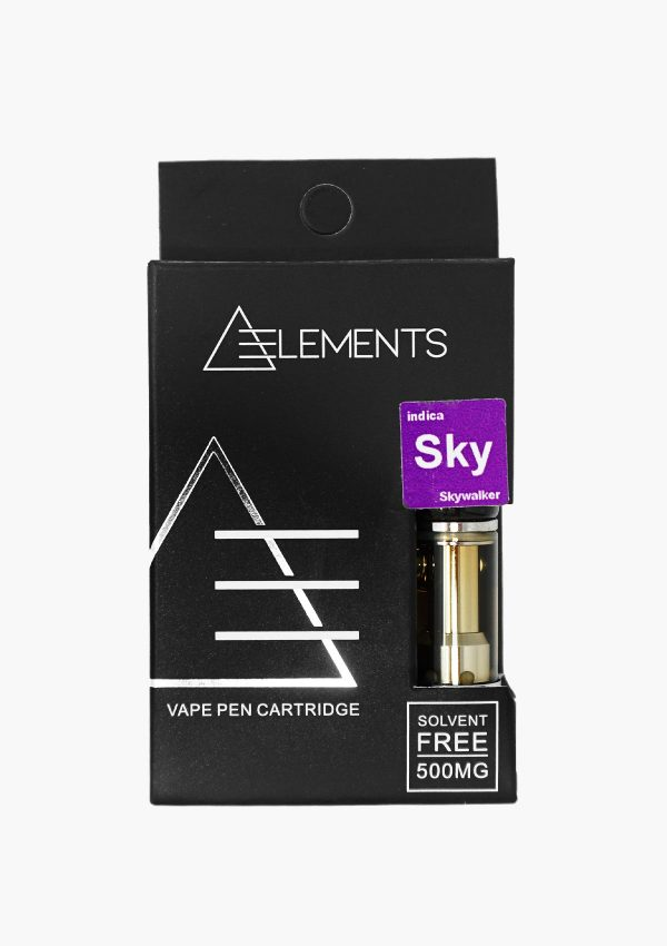 Element Cartridges Indica Skywalker Front