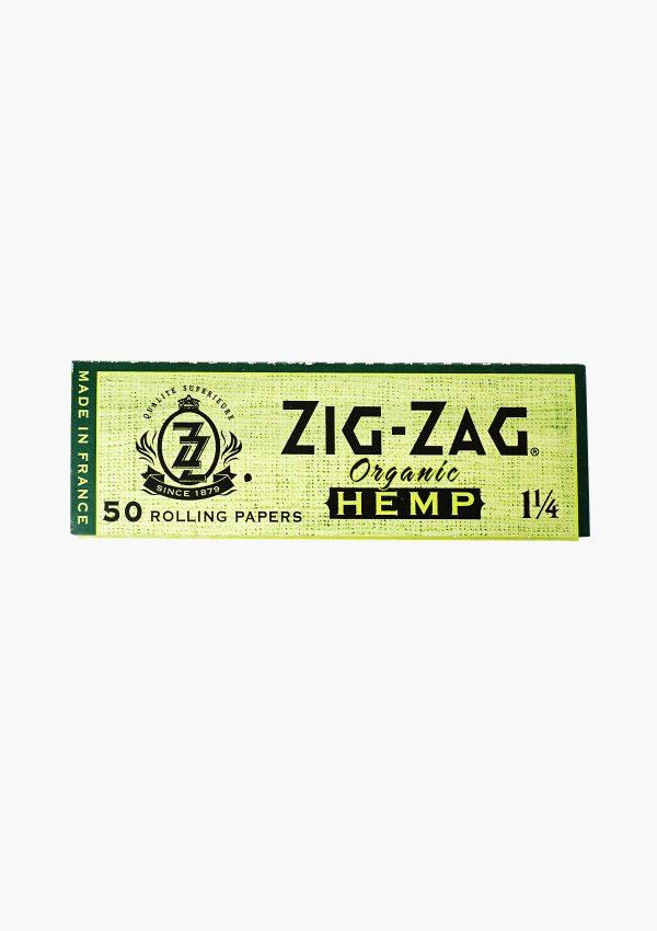Zig Zag Organic Hemp Rolling Paper 100 Pack