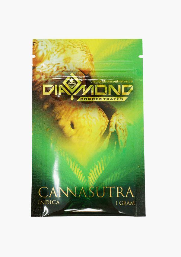 Diamond Concentrates Cannasutra Indica Shatter