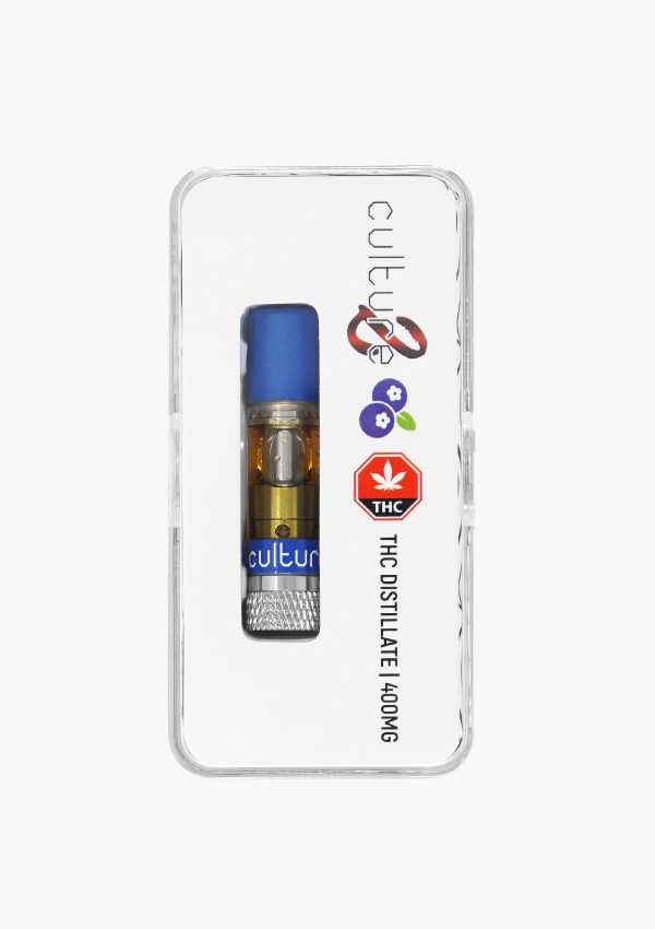 Culture Vape Pen Refill Blueberry