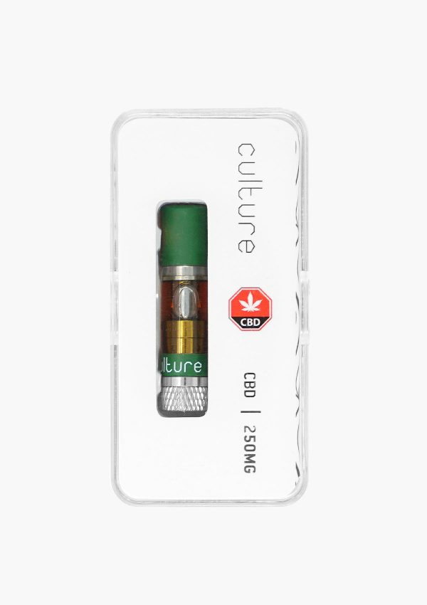 Culture Vape Pen Refill CBD
