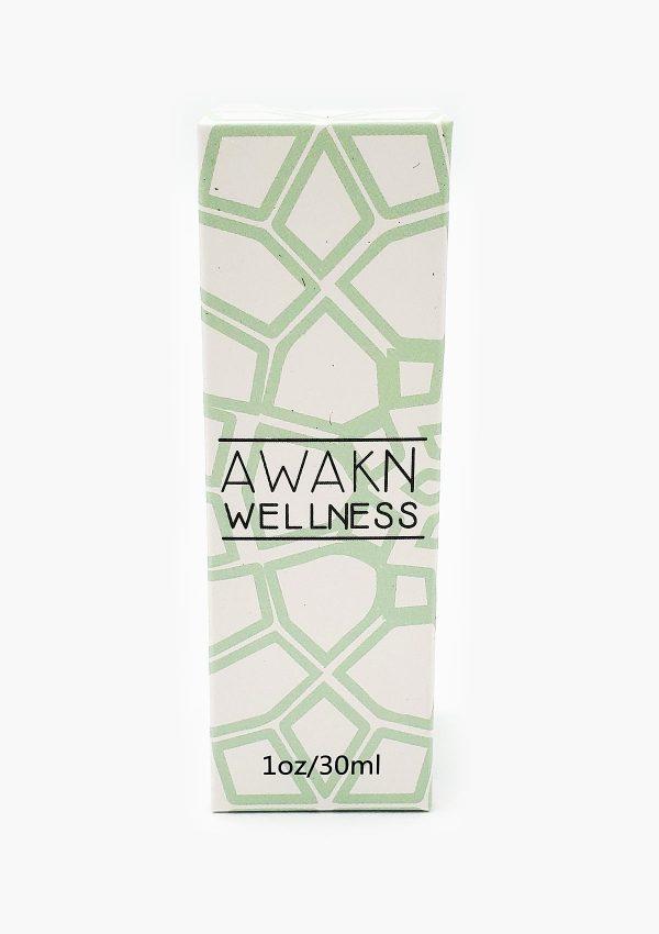 Holi concentrates Awakn Wellnesss CBD 1500mg bottle package