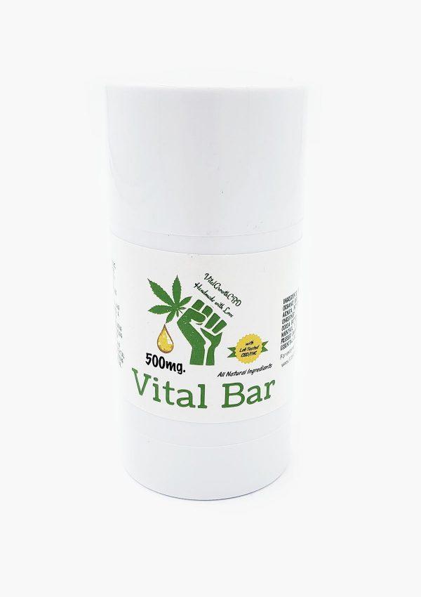 Holi Concentrates 500mg Vital Bar