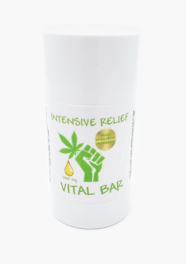 Holi Concentrates 500mg Vital Bar intense relief