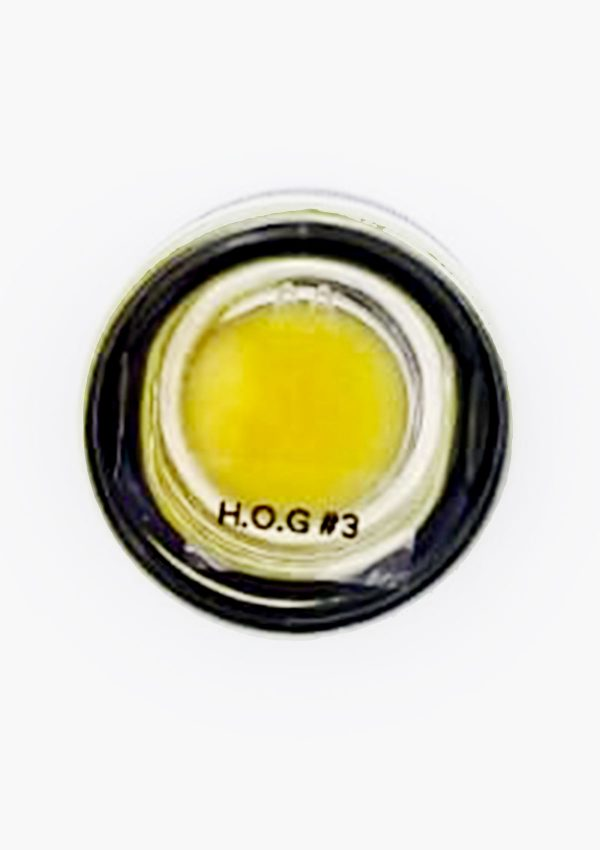 Concentrate in a jar H.O.G. #3