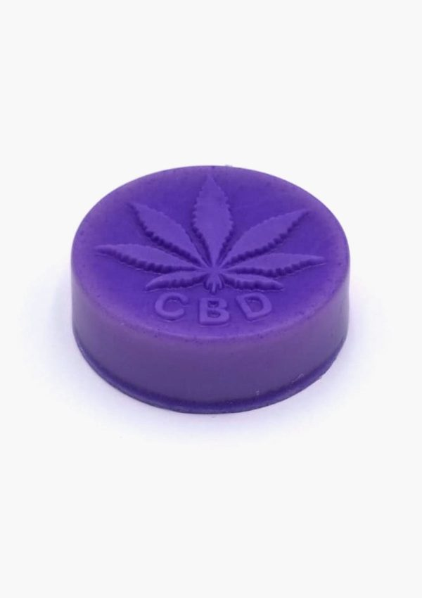 Holi Concentrates The Soap Barista Relaxing CBD Soap 100mg Alternate View