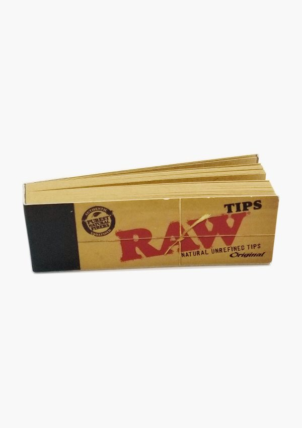 Holi Concentrates Raw Natural Unrefined Tips 50pc Pack Side View Open